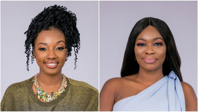 Avala and Isiomo have been evicted from the BBNaija 2019 house after a week. [Multichoice Nigeria]