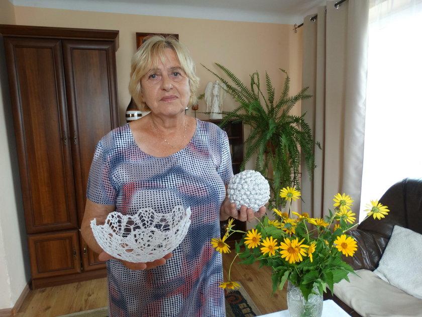 Gospodynie z Dolistowa co roku organizują dożynki