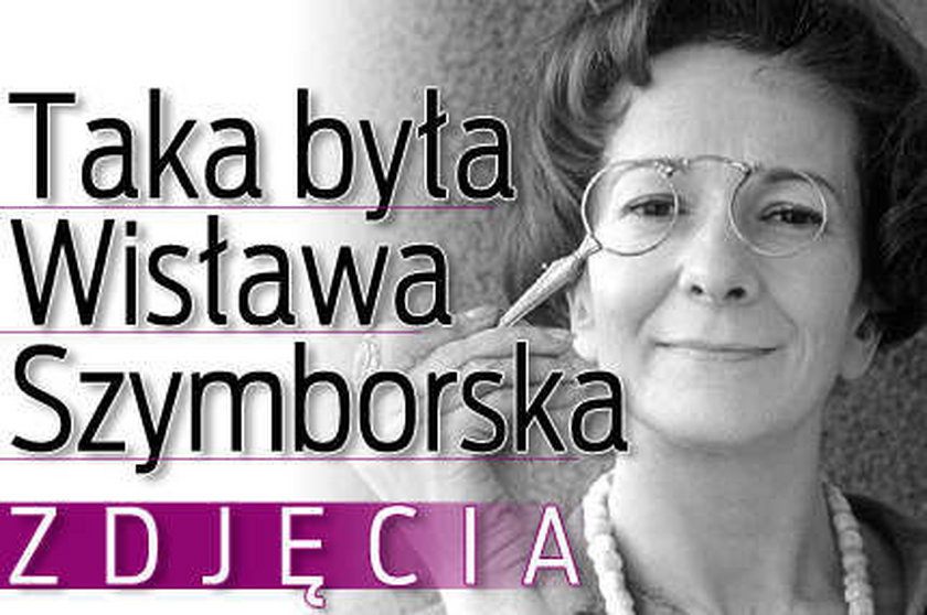 Taka była Wisława Szymborska. ZDJĘCIA