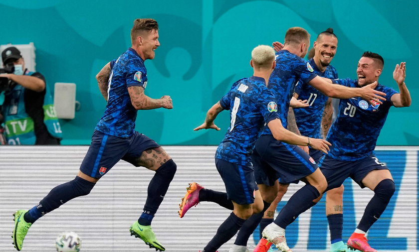 Euro 2020 - Group E - Poland v Slovakia