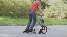 Najfajniejsze i najdziwniejsze rowery