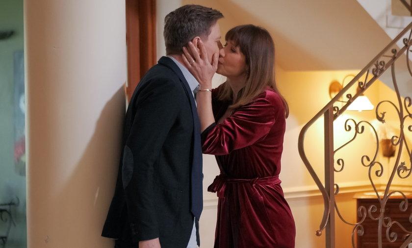 """Michał w """"Pierwszej miłości"""" wda się w romans z Grażyną"""