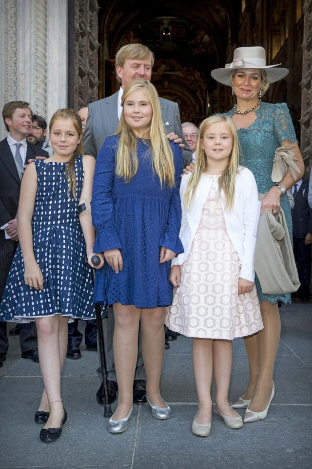 Katarzyna Amalia, Aleksja, Ariane