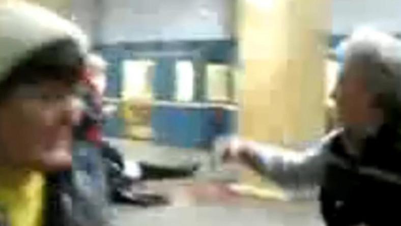 Zobacz wstrząsające wideo z Moskwy