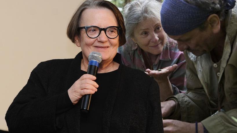 """Agnieszka Holland, reżyserka filmu """"Pokot"""" (Oscary 2018)"""
