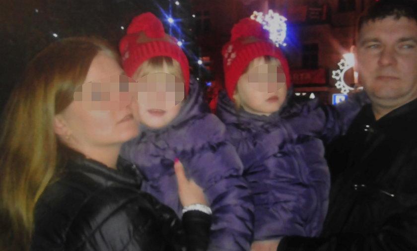 Partnerka porwała moje dzieci do Anglii