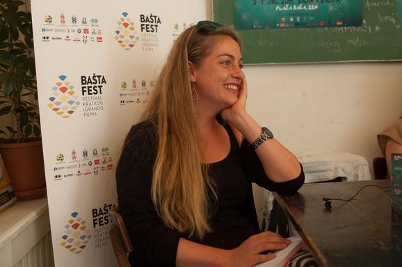 Glumica Hristina Popović prisustvovala otvaranju