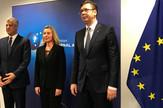 Aleksandar Vučić i Federika Mogerini2, foto promo