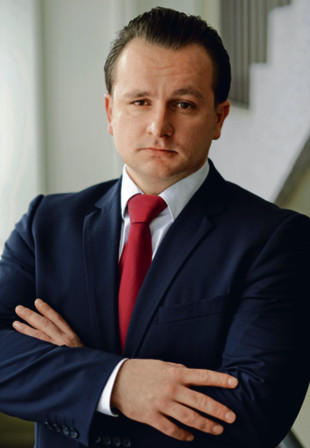 Jacek Skała, szef Związku Zawodowego Prokuratorów i Pracowników Prokuratury RP