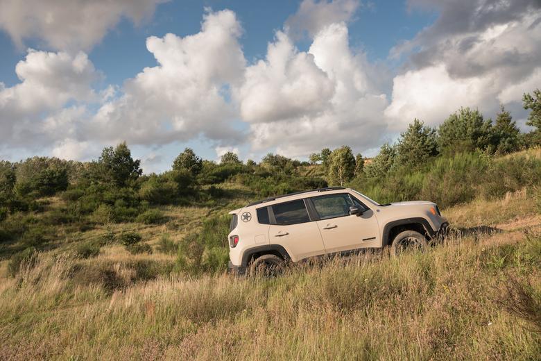 Jeep Renegade 2.0 MJD Trailhawk