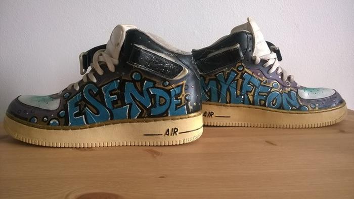 35 lat Nike Air Force One ciekawostki i historia butów Noizz
