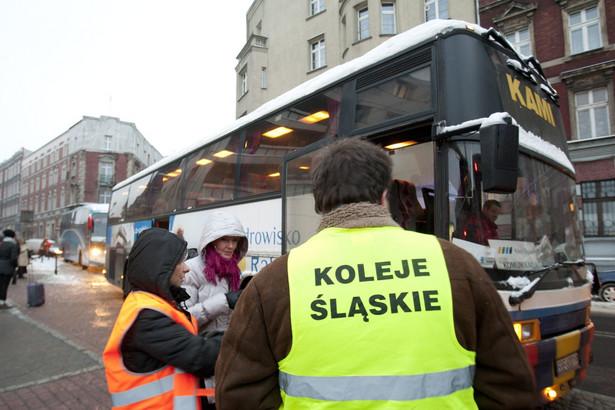 Urząd Transportu Kolejowego zawiesił Kolejom Śląskim licencję przewoźnika.
