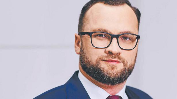 Kamil Szmid, adwokat, kandydat na dziekana Okręgowej Rady Adwokackiej w Warszawie