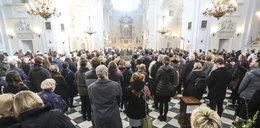 Pogrzeb Danuty Szaflarskiej. Tłumy żegnały aktorkę