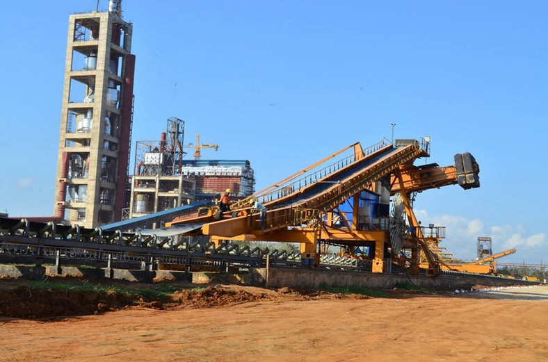 ARM's Cement plant in Tanga, Tanzania. (Facebook)