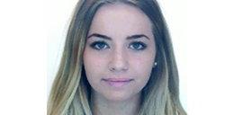 Zamordowana dziewczyna na ulotce reklamowej