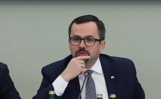 Komisja śledcza ds. VAT. Wymiana złośliwości Giertycha z przewodniczącym Horałą