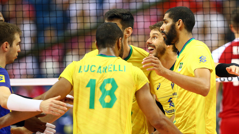Reprezentacja Brazylii w siatkówce