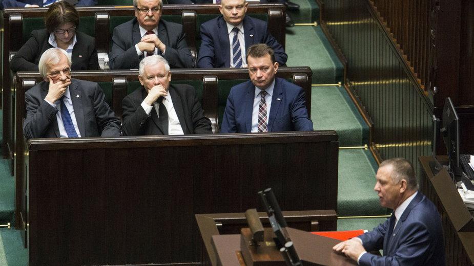 Jarosław Kaczyński rozprawi się z Marianem Banasiem? Powstał plan