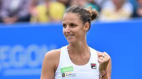 Rankingi WTA: Karolina Pliskova liderką, Agnieszka Radwańska nadal na dziesiątym miejscu