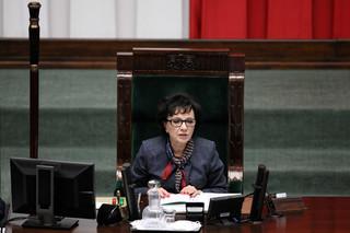 Głosowanie ws. KRS: KO chce odwołania Elżbiety Witek i składa wniosek do prokuratury
