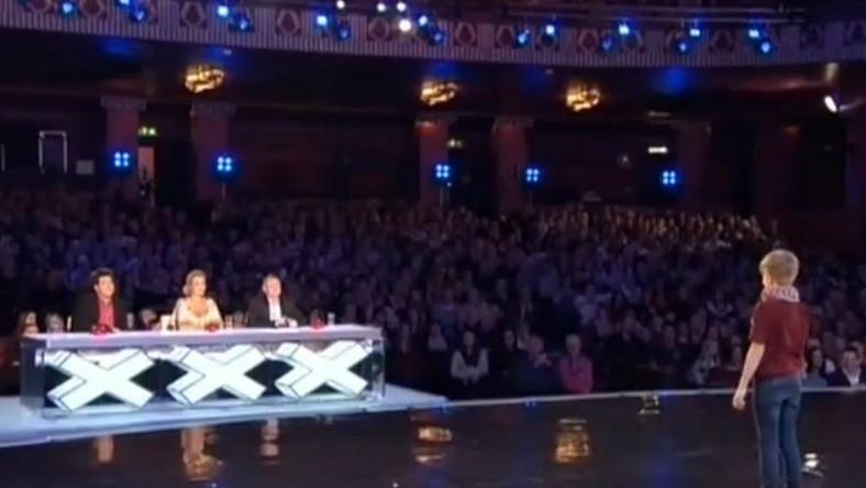 """12-letni Ronan ma wygrać brytyjski show """"Mam talent""""?"""