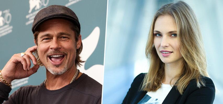 Karolina Szymczak zagra u boku Brada Pitta i innych światowych gwiazd! A reżyserem będzie nie byle kto...