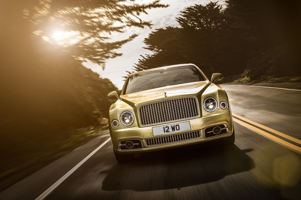 Bentley Mulsanne Speed FL