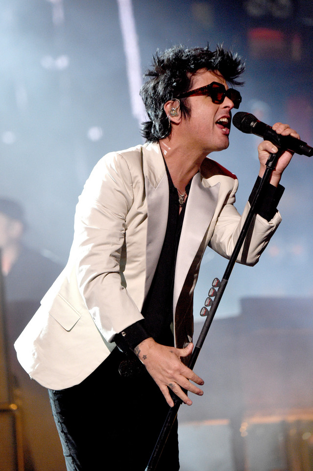 American Music Awards 2019 - Billie Joe Armstrong z Green Day