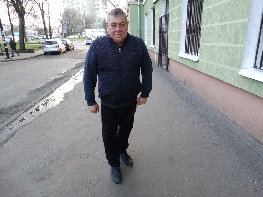 Andrzej Szyszko z Lublina