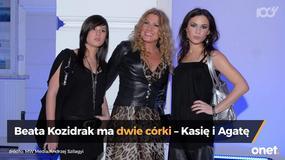 Co robią i jak wyglądają córki Beaty Kozidrak?