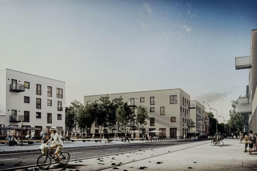 Katowice. Budowa tanich mieszkań z programu Mieszkanie Plus