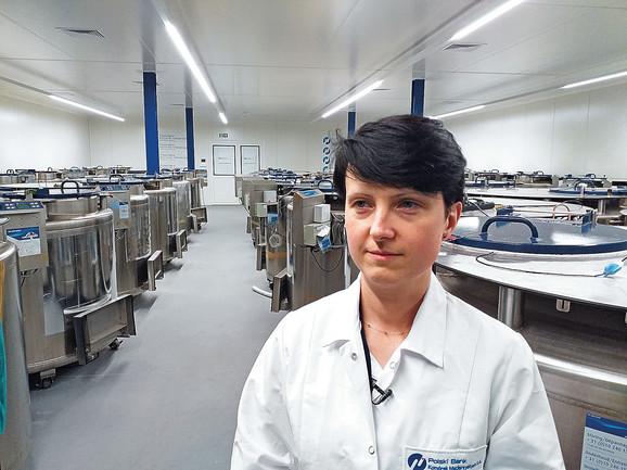 Radiće se reanalize: Karolina Zagorska, direktorka laboratorije