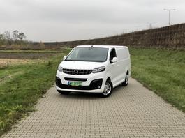 Opel Vivaro-e – ekologiczna dostawa