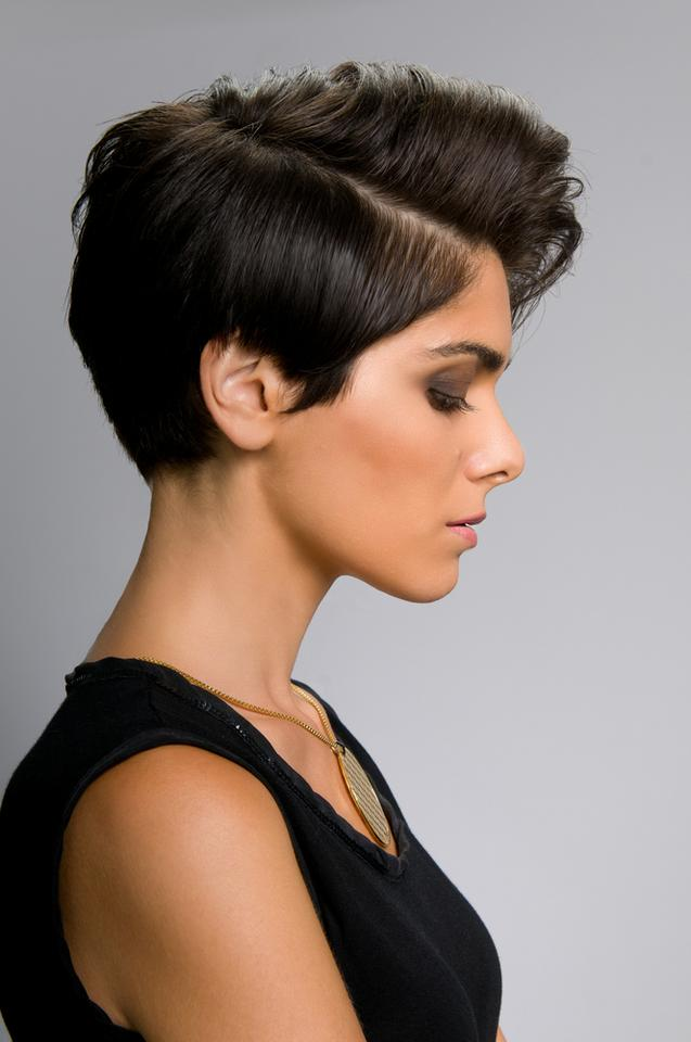 Krótkie Włosy Fryzury Kobiece Seksowne Zadziorne Uroda