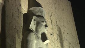 Posąg Ramzesa II odsłonięty w Egipcie. Jest jak wielka układanka!