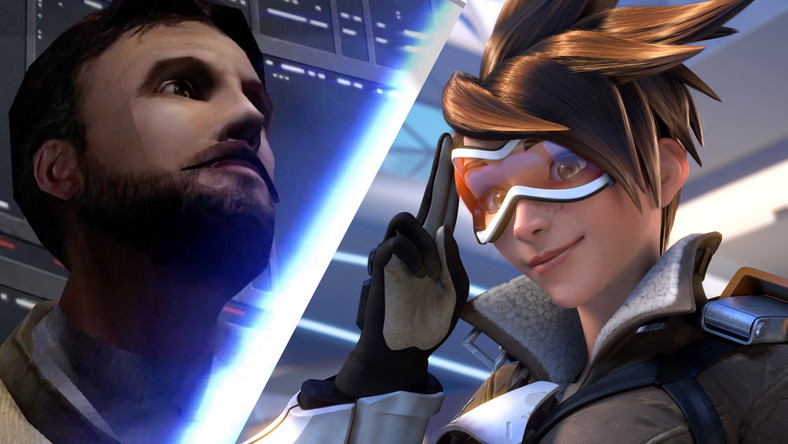 Overwatch i Jedi Knight na Switcha