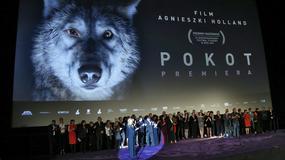 """Gwiazdy na premierze filmu """"Pokot"""""""