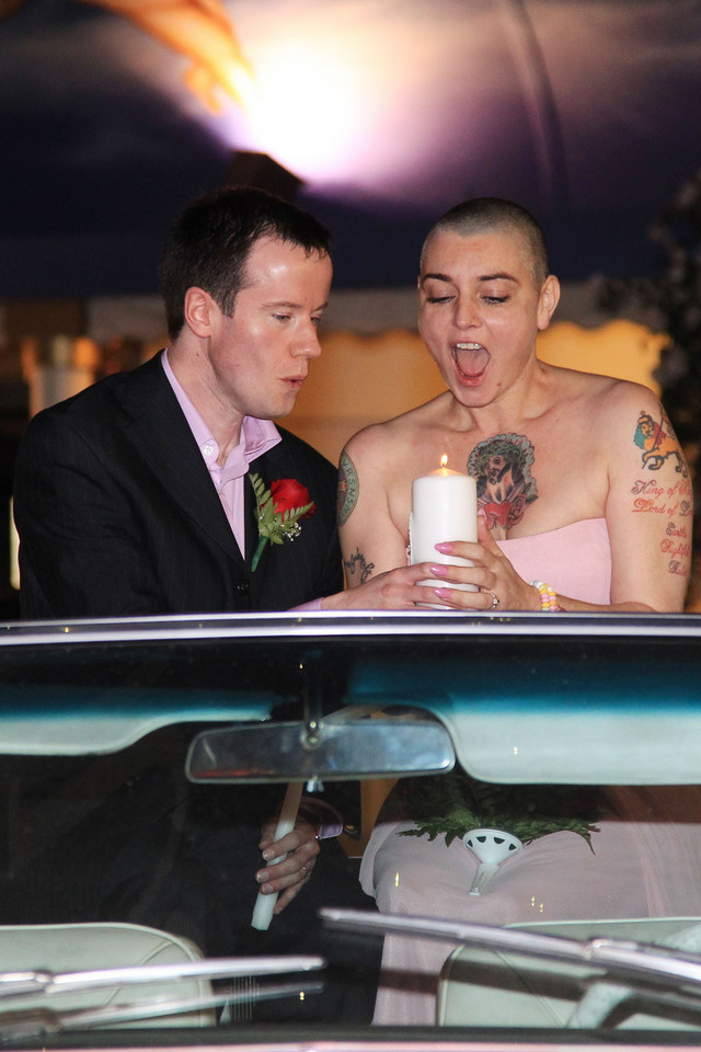 Sinead O'Connor i Barry Herridge