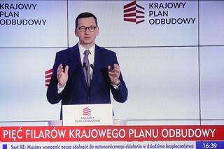 Krajowy Plan Odbudowy. Morawiecki: Chcemy zaproponować szereg wielkich inwestycji