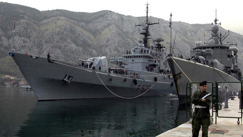 Marynarka wojenna w państwach śródlądowych