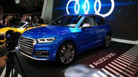 Nowości Audi na Poznań Motor Show