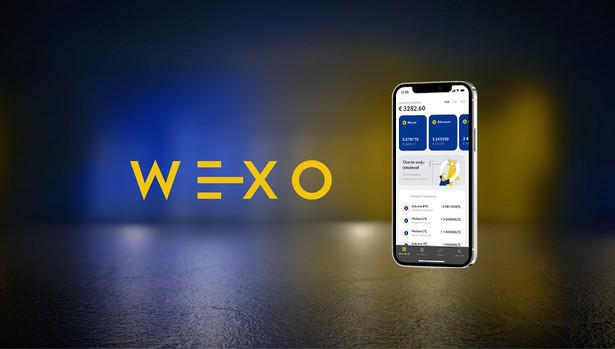 Aplikacja WEXO pozwala na wygodne korzystanie z kryptowalut