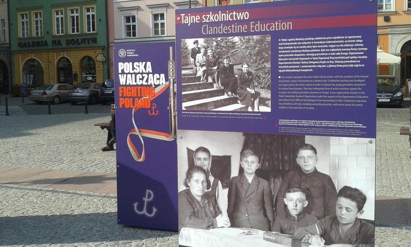 Polska Walcząca na Rynku