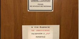 Lekarz z Rumi: Nie obsługujemy pacjentów z PiS. Rzecznik WOŚP: Nie używajcie serduszka po to, by dzielić