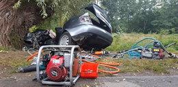Tragiczny wypadek trójki uczniów w Opatowie. Nie żyje 18-latek