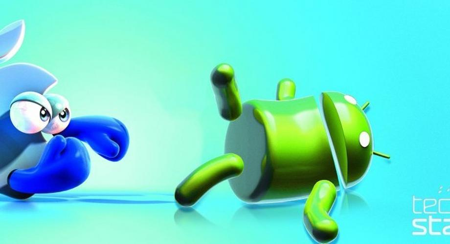 iPhone-5-Touchscreen doppelt so schnell wie bei Android