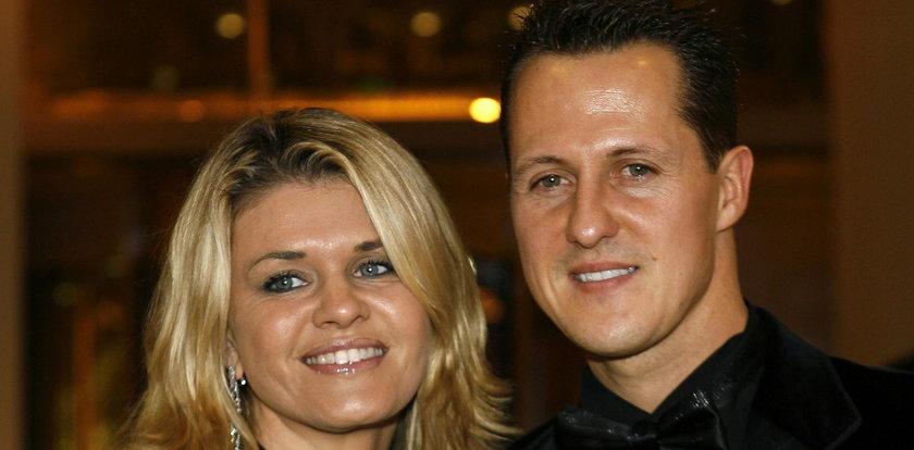 """Żona Schumachera opowiedziała ze łzami w oczach o tym, jakim jest teraz człowiekiem. """"Tęsknię za nim każdego dnia!"""""""