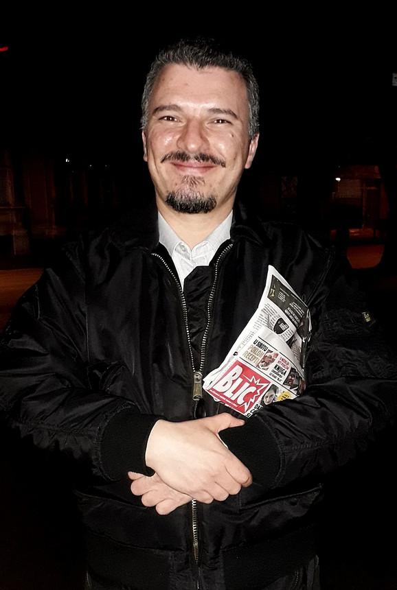 Stipan Milodanović: Živeo sam i sam i sa roditeljima