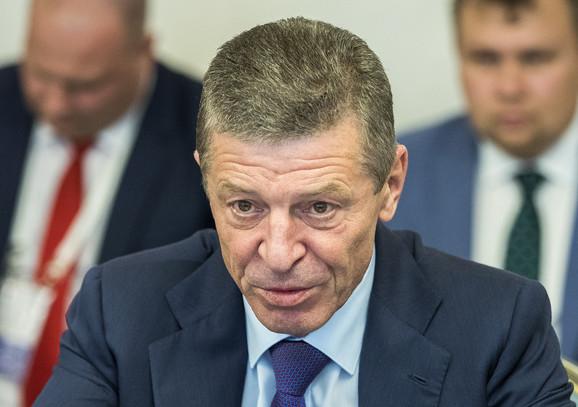 Dmitrij Kozak